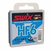 Swix Мазь скольжения HF6X Blue -10/-5°C 40 г