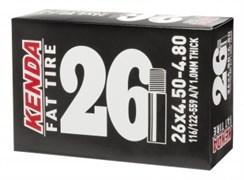 Велокамера 26*4,50-4,80 AV