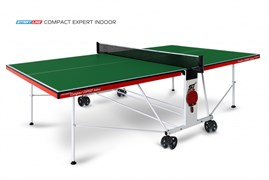 Теннисный стол START LINE Compact EXPERT Indoor GREEN