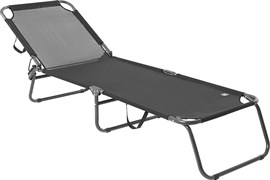 GoGarden Раскладушка CAMPER XL (2021/2022,до 120 кг)