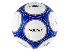 Мяч футбольный Torres Sound № 5